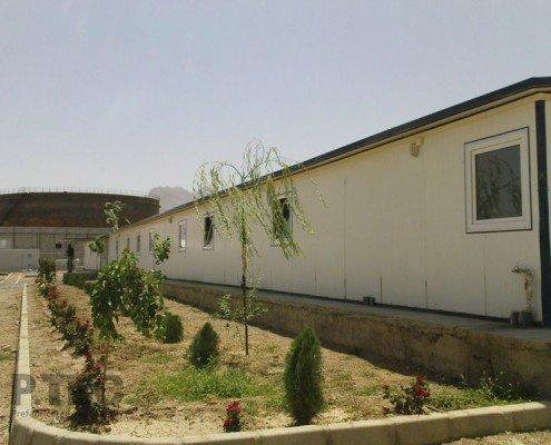 ساختمان اداری پالایشگاه اصفهان